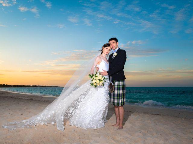 Jonathan and Natasha's Wedding in Grace Bay, Turks and Caicos 48