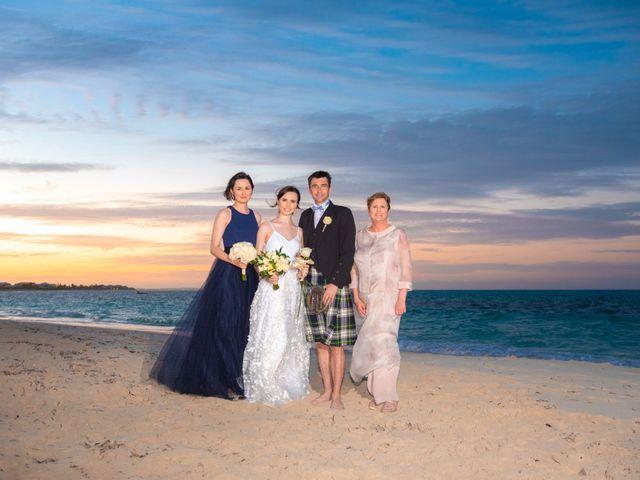 Jonathan and Natasha's Wedding in Grace Bay, Turks and Caicos 49