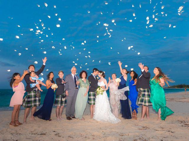 Jonathan and Natasha's Wedding in Grace Bay, Turks and Caicos 51