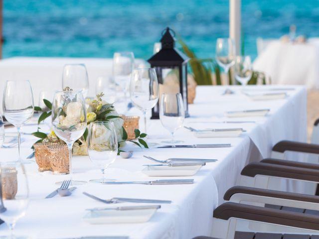 Jonathan and Natasha's Wedding in Grace Bay, Turks and Caicos 53