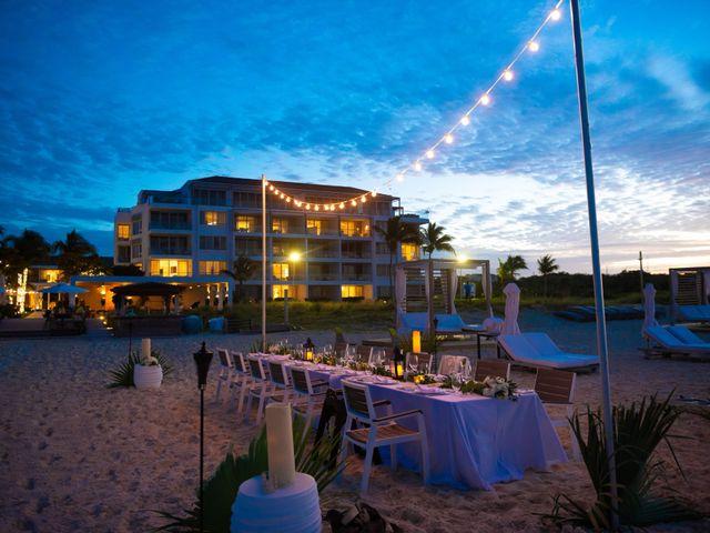 Jonathan and Natasha's Wedding in Grace Bay, Turks and Caicos 54