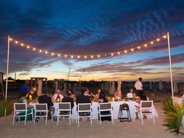 Jonathan and Natasha's Wedding in Grace Bay, Turks and Caicos 62