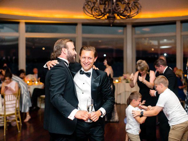 Claes and Ines's Wedding in Newport, Rhode Island 16