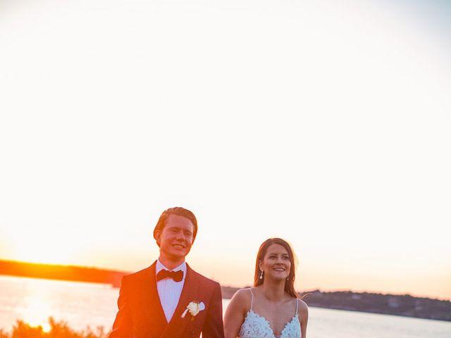 Claes and Ines's Wedding in Newport, Rhode Island 21