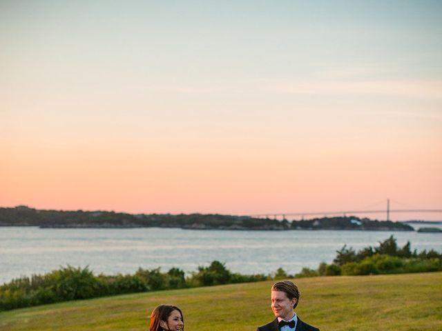Claes and Ines's Wedding in Newport, Rhode Island 23