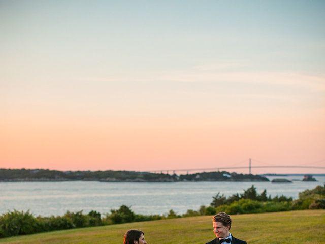 Claes and Ines's Wedding in Newport, Rhode Island 24