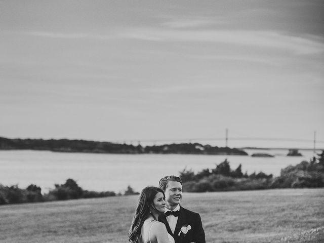 Claes and Ines's Wedding in Newport, Rhode Island 25