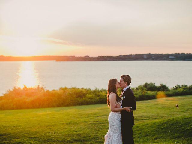 Claes and Ines's Wedding in Newport, Rhode Island 28