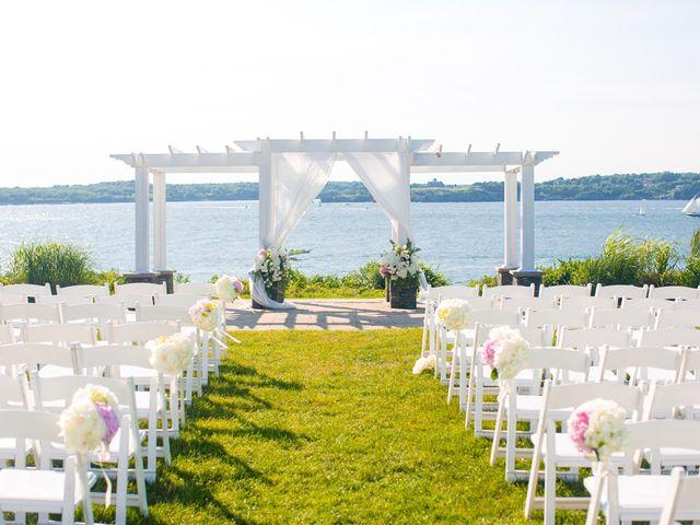 Claes and Ines's Wedding in Newport, Rhode Island 55