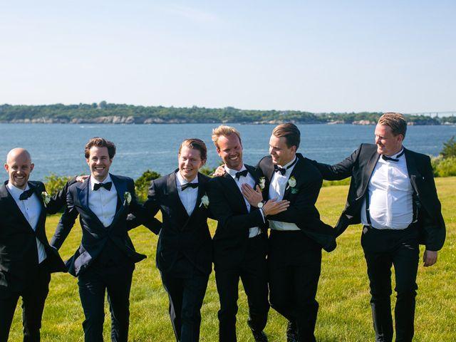 Claes and Ines's Wedding in Newport, Rhode Island 56