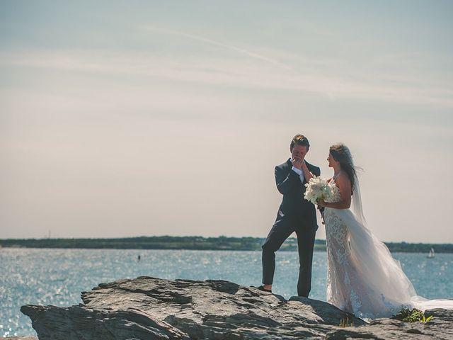 Claes and Ines's Wedding in Newport, Rhode Island 69