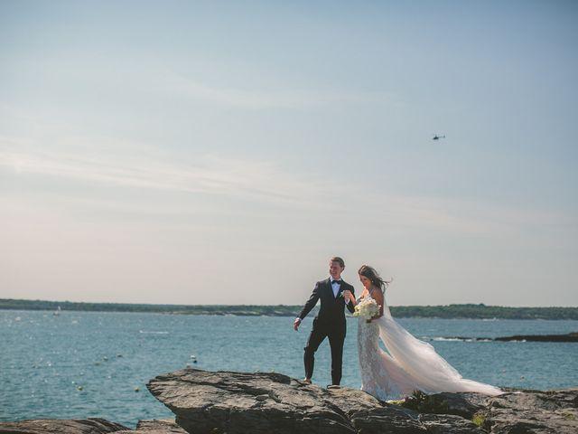 Claes and Ines's Wedding in Newport, Rhode Island 71