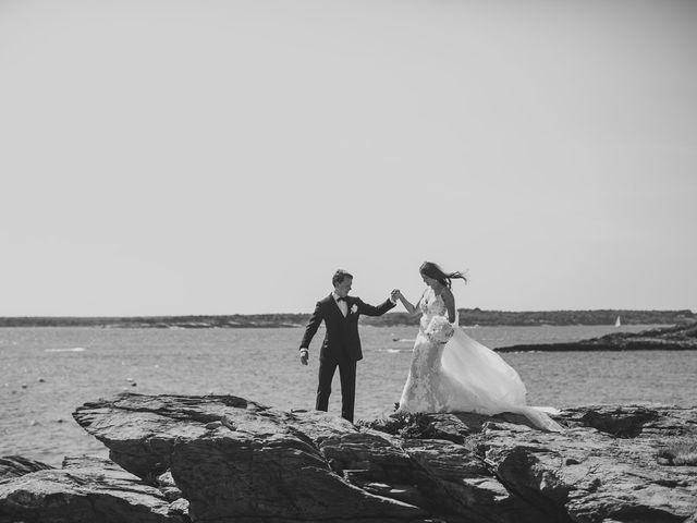 Claes and Ines's Wedding in Newport, Rhode Island 73