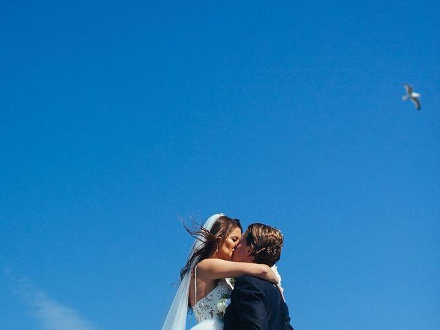 Claes and Ines's Wedding in Newport, Rhode Island 74