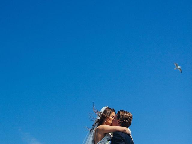Claes and Ines's Wedding in Newport, Rhode Island 75