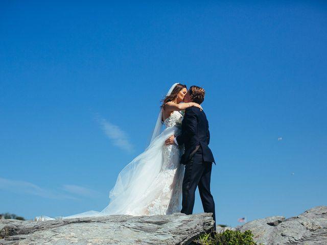 Claes and Ines's Wedding in Newport, Rhode Island 76
