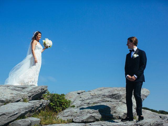 Claes and Ines's Wedding in Newport, Rhode Island 77