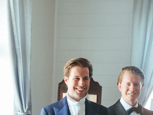Claes and Ines's Wedding in Newport, Rhode Island 87
