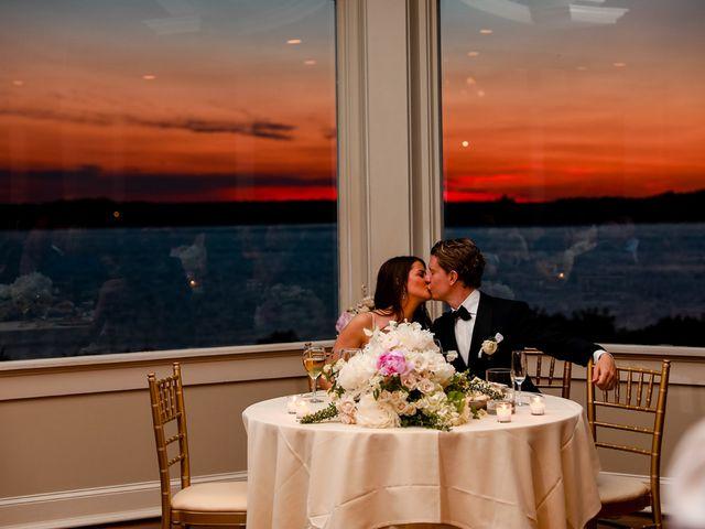 Claes and Ines's Wedding in Newport, Rhode Island 105