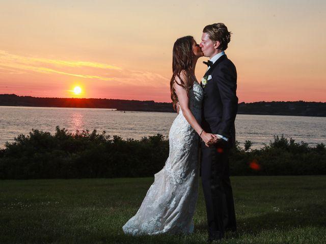 Claes and Ines's Wedding in Newport, Rhode Island 112