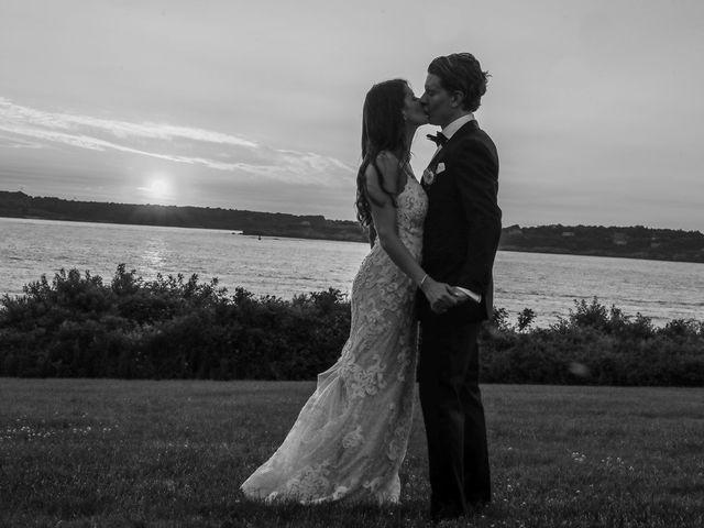 Claes and Ines's Wedding in Newport, Rhode Island 113