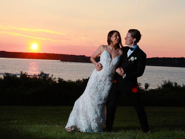 Claes and Ines's Wedding in Newport, Rhode Island 114