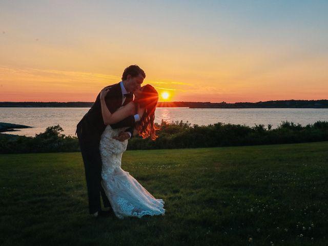 Claes and Ines's Wedding in Newport, Rhode Island 116