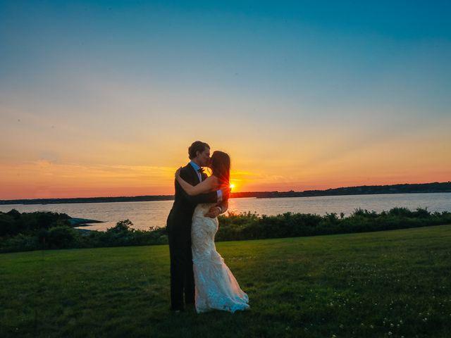 Claes and Ines's Wedding in Newport, Rhode Island 118