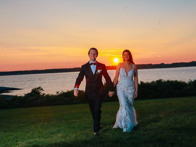 Claes and Ines's Wedding in Newport, Rhode Island 119