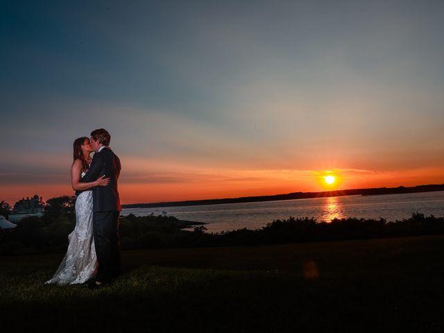Claes and Ines's Wedding in Newport, Rhode Island 121
