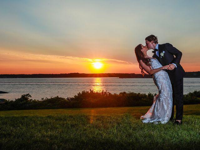 Claes and Ines's Wedding in Newport, Rhode Island 123