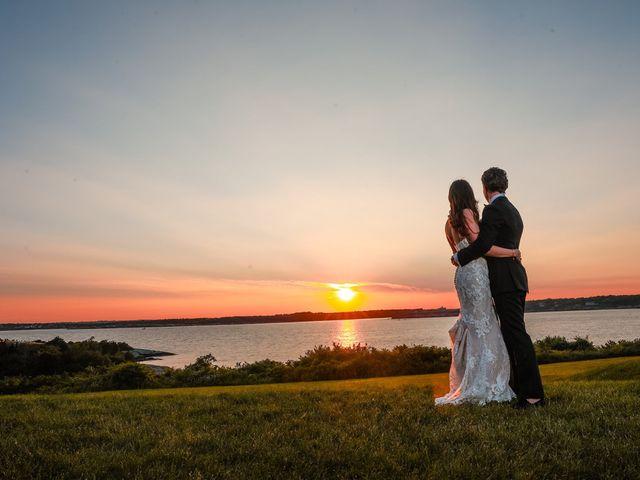 Claes and Ines's Wedding in Newport, Rhode Island 124
