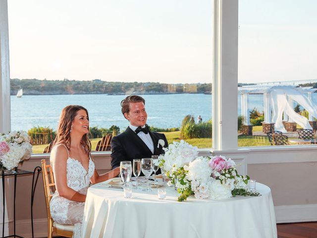 Claes and Ines's Wedding in Newport, Rhode Island 126
