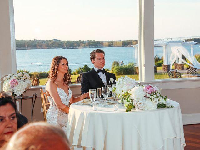 Claes and Ines's Wedding in Newport, Rhode Island 127