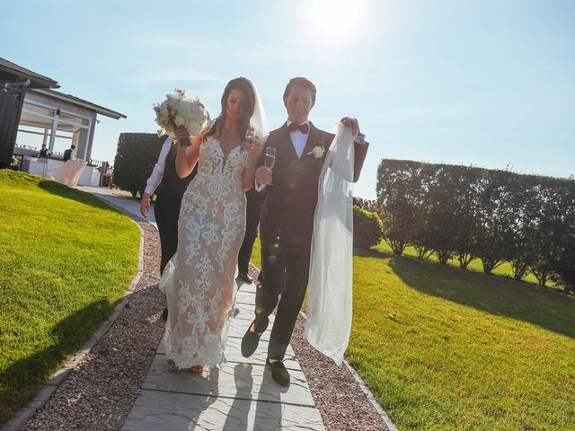 Claes and Ines's Wedding in Newport, Rhode Island 135