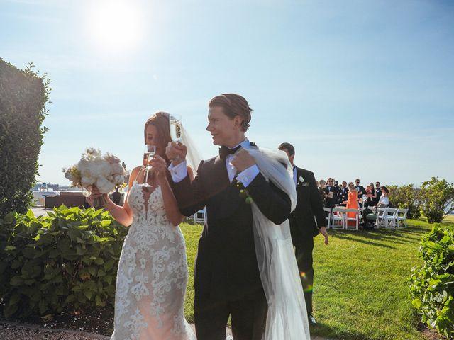 Claes and Ines's Wedding in Newport, Rhode Island 136
