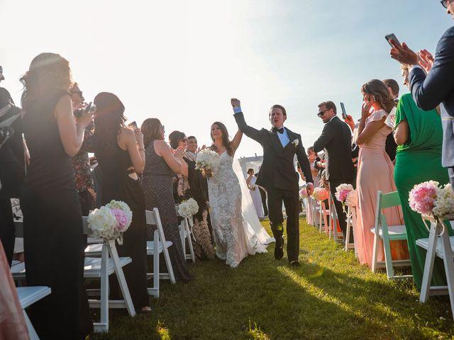 Claes and Ines's Wedding in Newport, Rhode Island 139