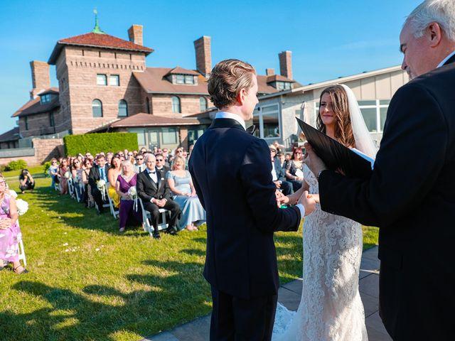Claes and Ines's Wedding in Newport, Rhode Island 140