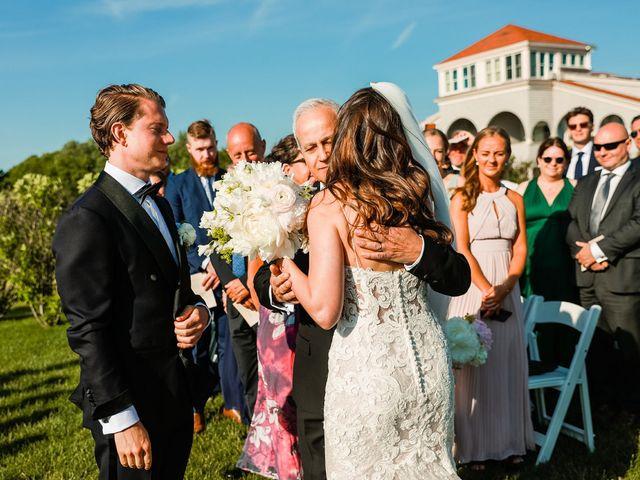 Claes and Ines's Wedding in Newport, Rhode Island 141