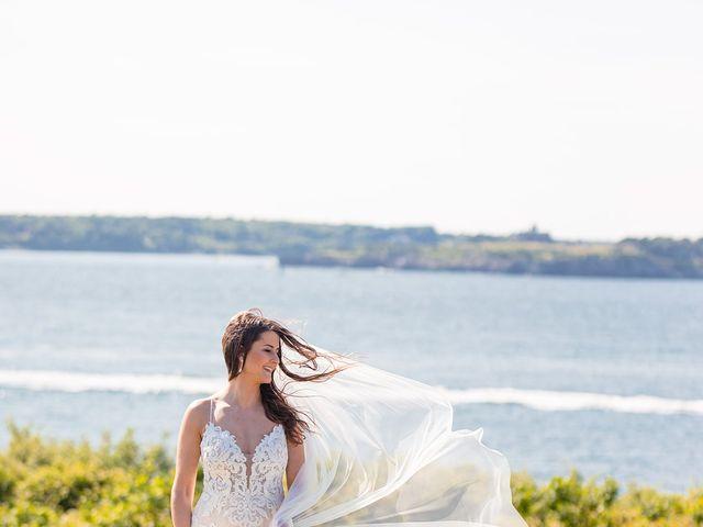 Claes and Ines's Wedding in Newport, Rhode Island 145
