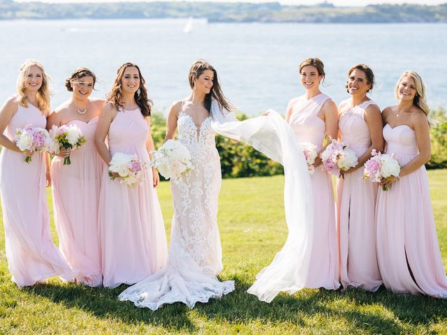 Claes and Ines's Wedding in Newport, Rhode Island 147