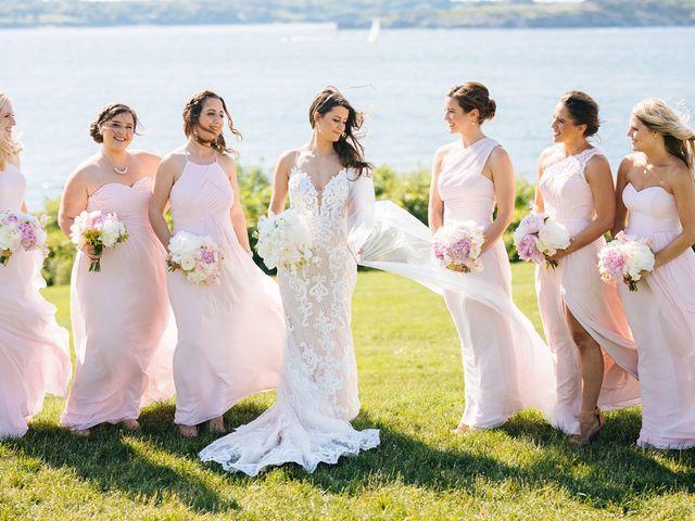 Claes and Ines's Wedding in Newport, Rhode Island 149