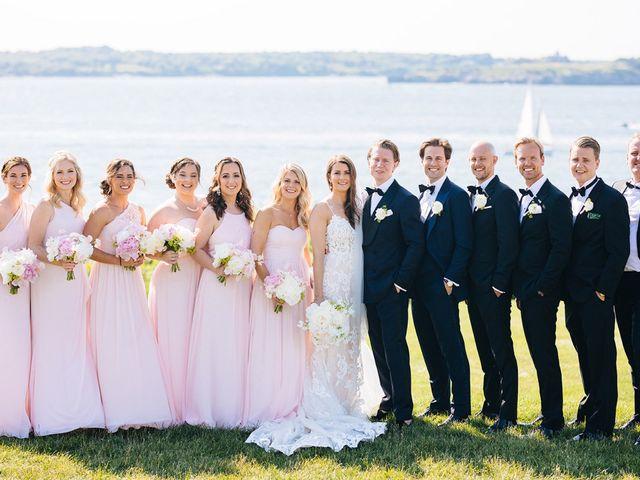 Claes and Ines's Wedding in Newport, Rhode Island 151