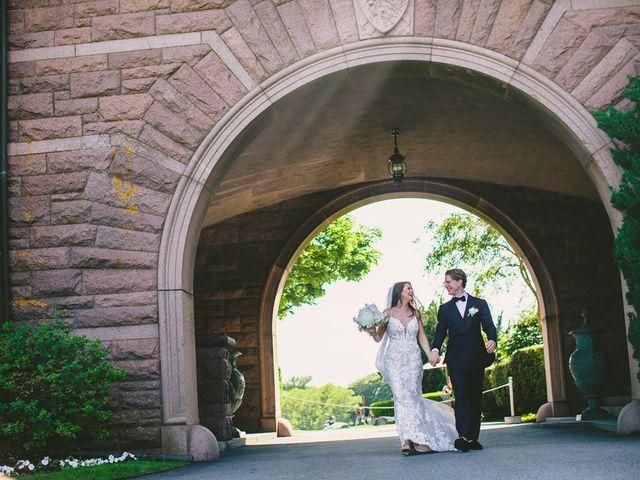 Claes and Ines's Wedding in Newport, Rhode Island 158