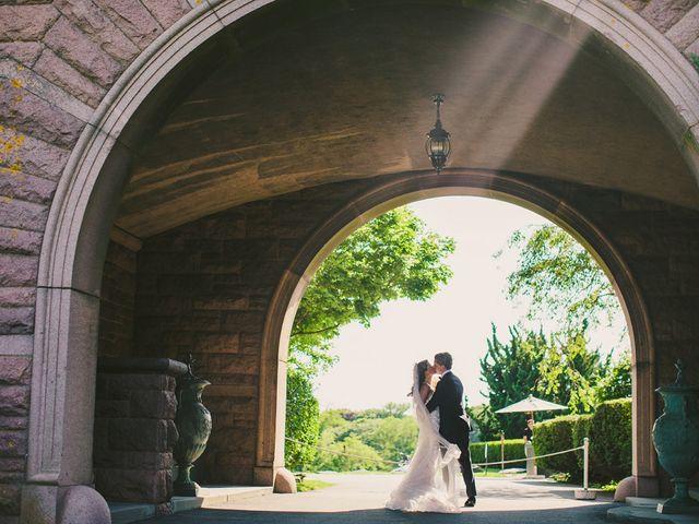 Claes and Ines's Wedding in Newport, Rhode Island 159