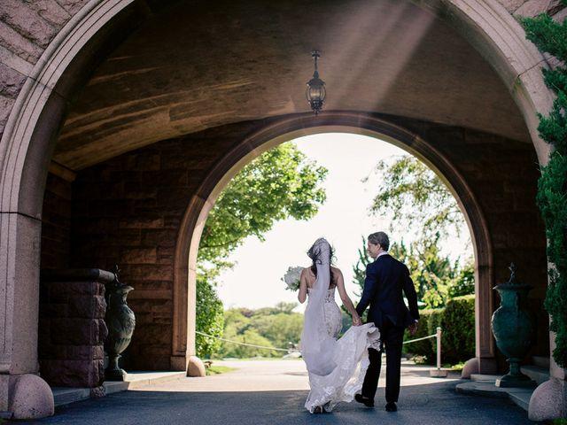Claes and Ines's Wedding in Newport, Rhode Island 160