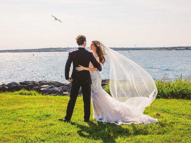 Claes and Ines's Wedding in Newport, Rhode Island 167