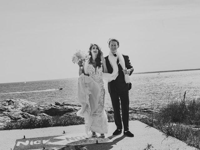 Claes and Ines's Wedding in Newport, Rhode Island 168