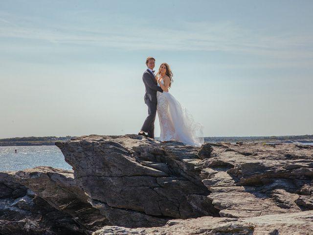 Claes and Ines's Wedding in Newport, Rhode Island 173