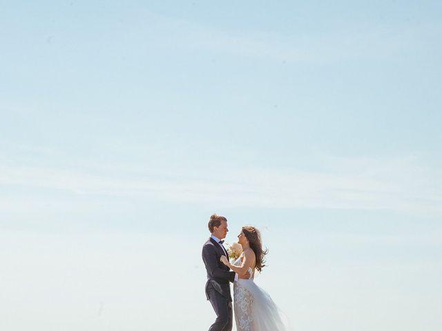 Claes and Ines's Wedding in Newport, Rhode Island 174